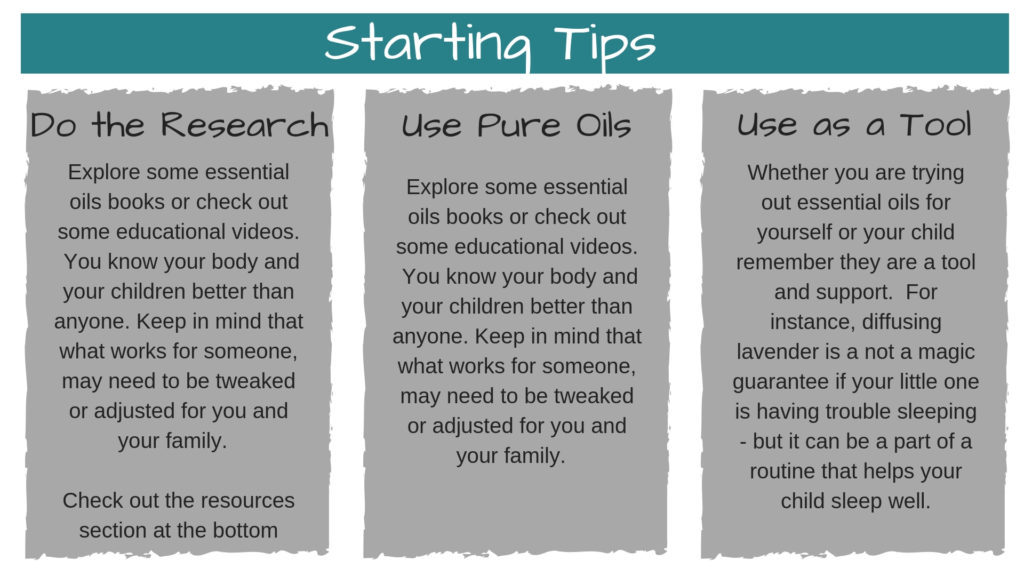 Kids and Emotions Essential Oils
