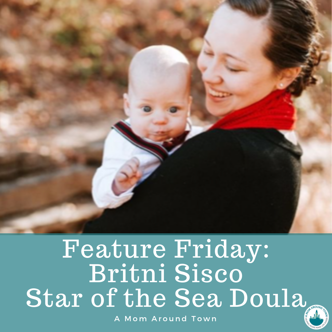 Britni Sisco, Star of the Sea Doula