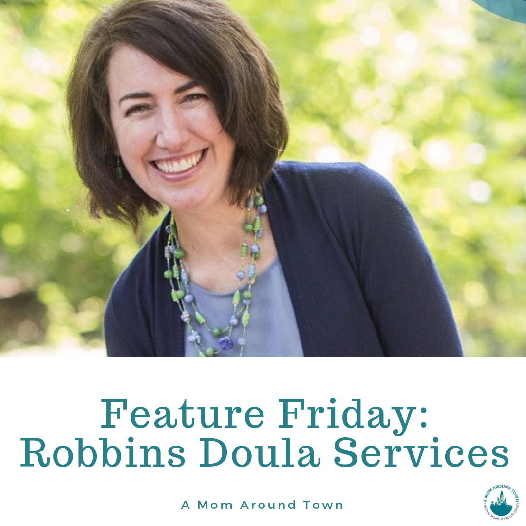 Feature Friday: Kathleen Robbins of Robbins Doula Services