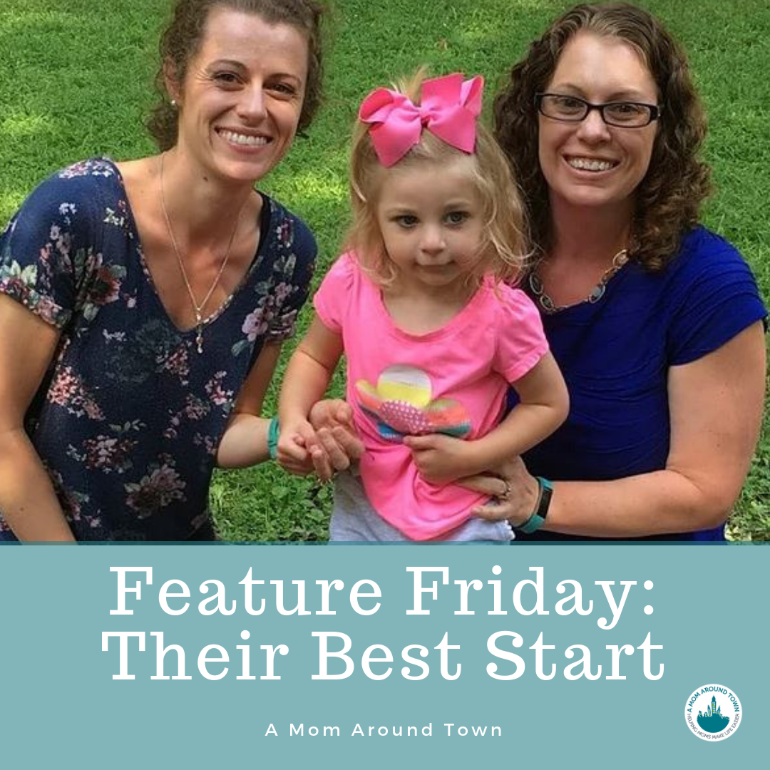 Feature Friday: Their Best Start - What you can learn about infant development to keep your little ones growing