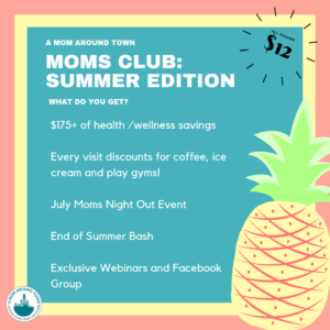 Moms club summer