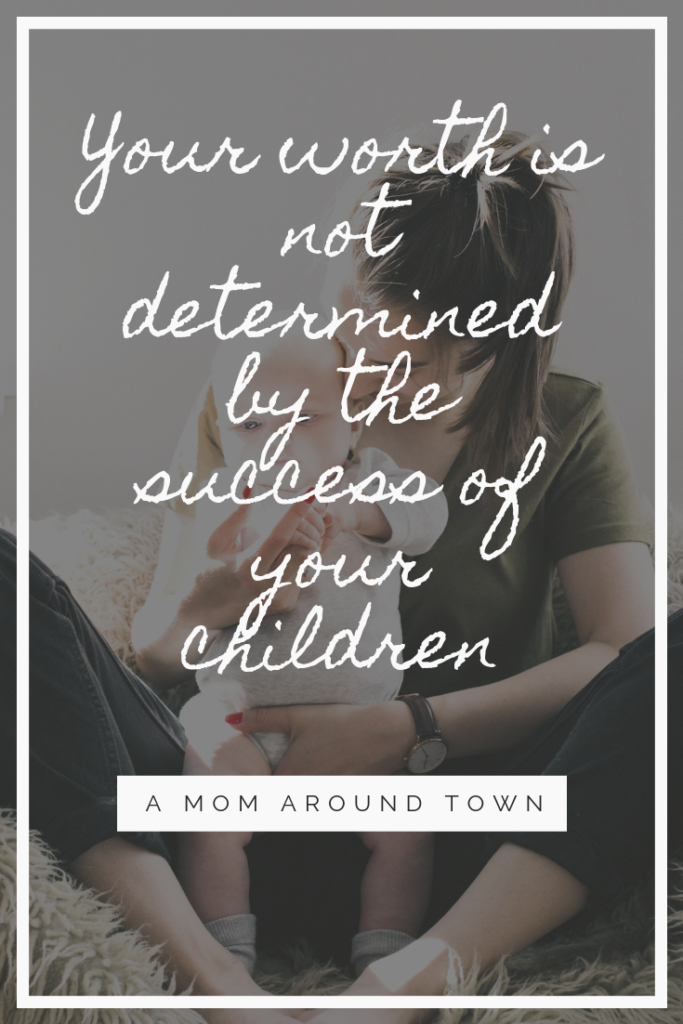 Comparison Trap - Your worth is not defined by your kids